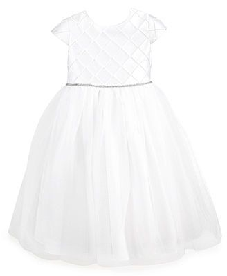 Bella by Marmellata Little Girls&-39- Ballerina Flower Girl Dress ...