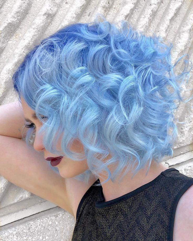 тяжело, ради фото бело синих волос на коротких волосах морская вода очень