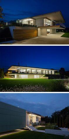 Zaetta Studio Architecture & Design have designed a new house, located in Treviso, Italy.