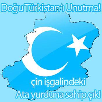 ''Müslüman Uygur Türkü Soydaşlarımızı Unutmayalım!'' Özgür, Güçlü ve Bağımsız #DoğuTürkistan  http://www.haberhilal.com/yazar-BITMEYEN-ZULUM-DOGU-TURKISTAN-5958/…
