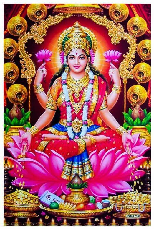 जय माता लक्ष्मी ब्रह्मदत्तत्यागीहापुड़