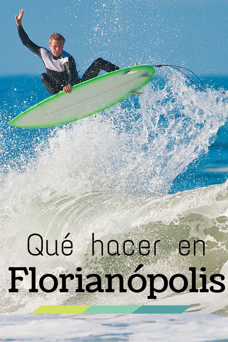 Si estás pensando en viajar a #Brasil, aquí te dejamos algunas ideas sobre qué hacer en #Florianópolis. #DespeTips