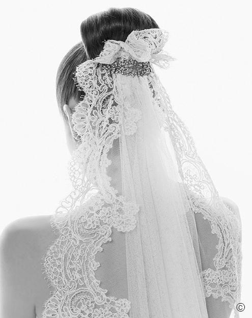 Quando o véu rouba a cena | Noiva.com por Gabrieli Chanas