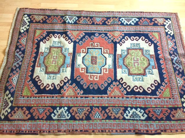 5'x8' Persian Rug.  Rare pattern, high quality, great colours. $600