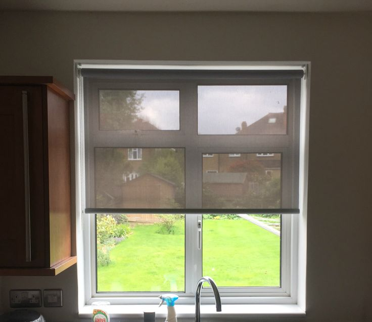 Kitchen Roller Blinds Made To Measure: 154 Best Images About Our Roller Blind Installations On Pinterest