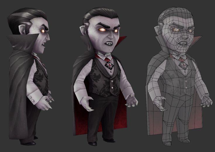 Dracula by ~DuncanFraser on deviantART