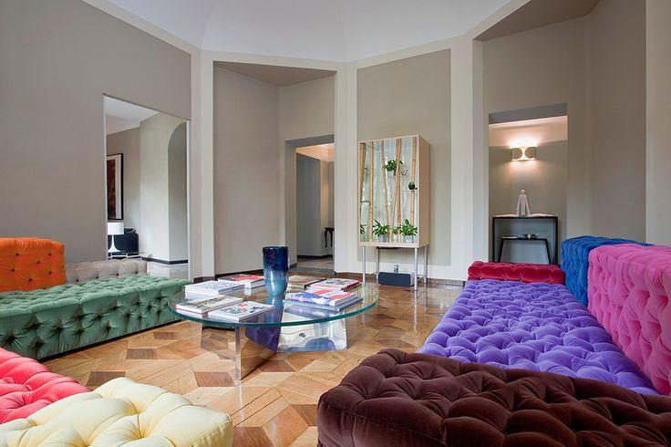 Современные апартаменты в Милане