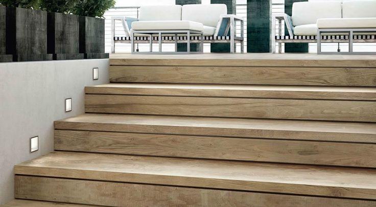 Wood Side - Kronos Ceramiche - Pavimenti e rivestimenti in Gres Porcellanato.