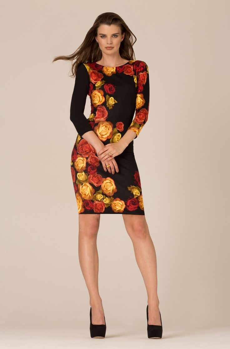 ROSES DRESS - AW13 - Collections - Art on Fashion