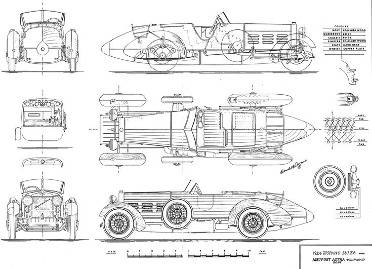 12 best Schematics & Technical Drawings images on
