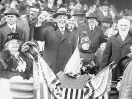 Wilson made the first live remote national radio broadcast. In November 1923, shortly before his death, Wilson spoke to a national audience just before Armistice Day from his Washington, D.C. home. The next day, 20,000 people showed up at his house to hear a few more words from the former President. #woodrowwilson #presidentwoodrowwilson