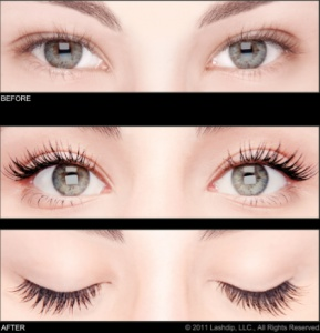 Lash extensions that'll last you straight through the holiday season so you can cut down on primping time. #LashDip