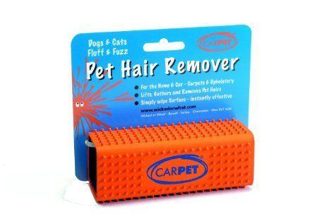 Removedor de pelos de mascotas PET HAIR REMOVER. IDEAL FOR HOME, CAR AND CLOTHING BEST SELLER!