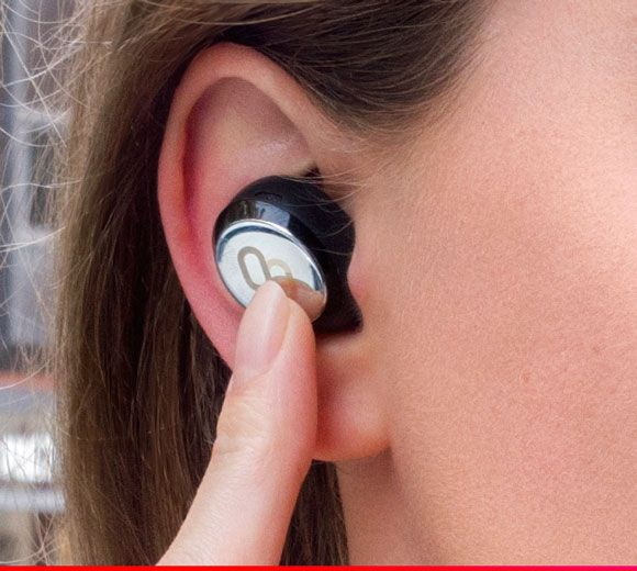 CLIK Wireless Earbuds with Voice Translation