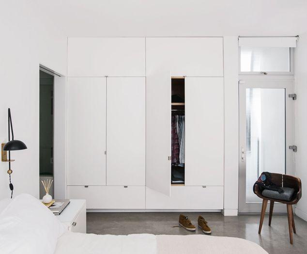25 best ideas about Bedroom Cupboards on PinterestBuilt in