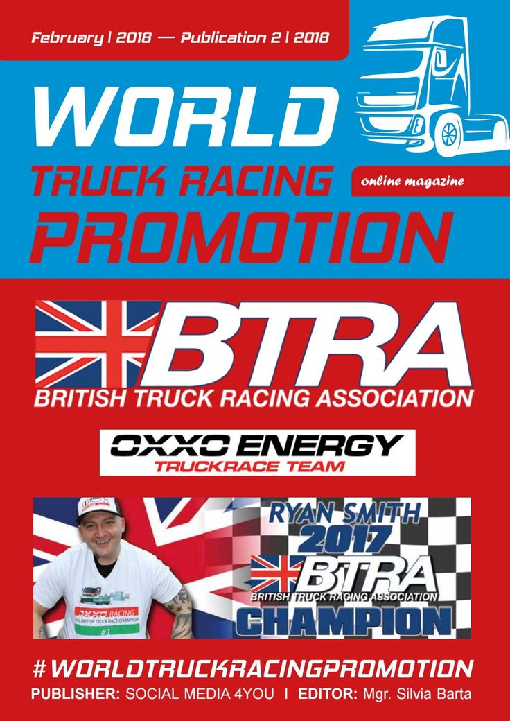 WORLD TRUCK RACING PROMOTION - February 2018