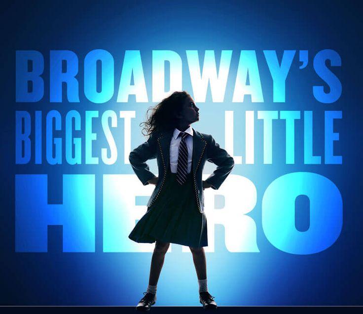 Matilda The Musical | Broadway Show | Matilda in New York