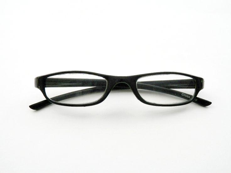 FLAIR Thick True Vintage Brille Eyeglasses Occhiali Gafas 90 04 Small Klein Bril W8JRk92