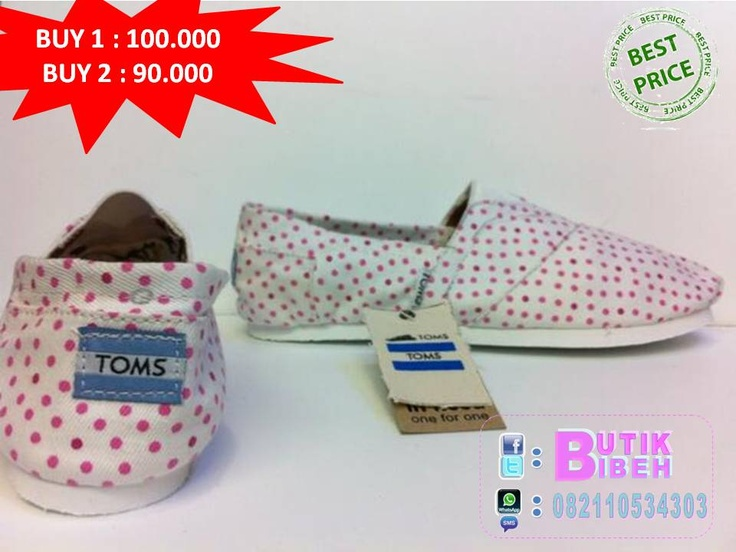 FOR SALE TOMS SHOES