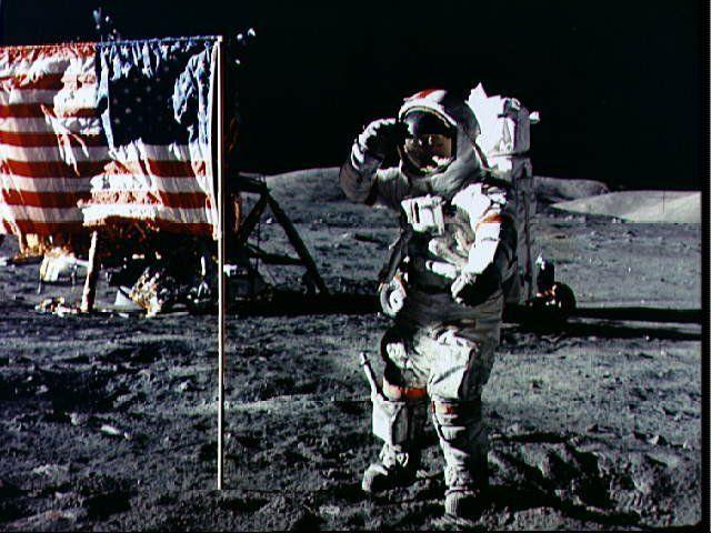 Γιατί ο άνθρωπος δεν πάτησε ποτέ ξανά στη Σελήνη από το 1972; (PHOTOS-VIDEO)