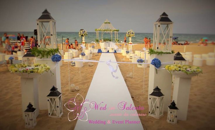 Beach  Wedding Made in Puglia