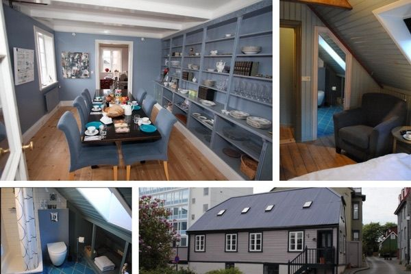 Reykjavik Accommodation - Iceland Accommodation B&B