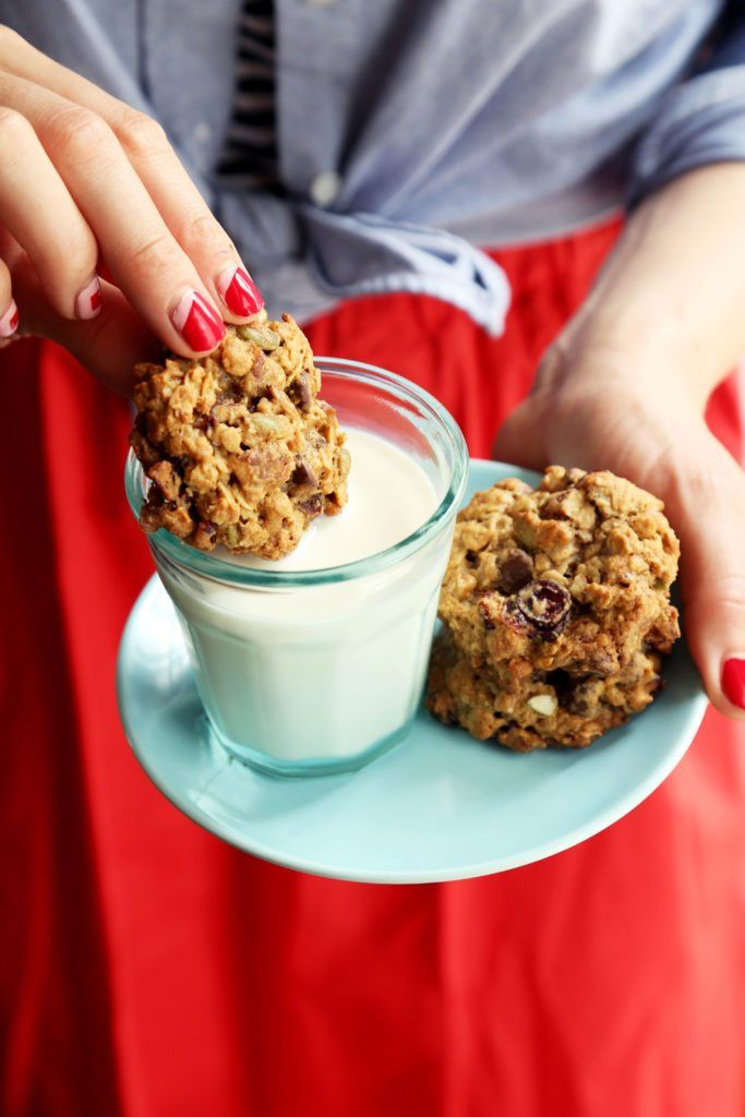 Weekday Oatmeal and Everything Cookies | Joy the Baker