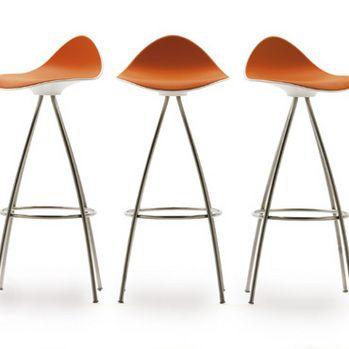 Stua Orange Onda Bar Stool For The Kitchen Pinterest