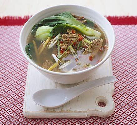 Chinese pork one-pot. 149 kcalories