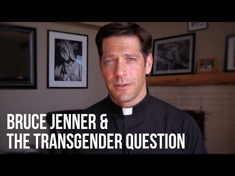 "Bruce Jenner & the Transgender Question - Commenting on the recent Bruce Jenner ""gender reassignment"" issue, Father Mike Schmitz discusses the difference between one's perception of gender and gender reality. Gender stereotypes have altered our perception of what it means to be a man or a woman, but it is http://ascensionpresents.com/video/bruce-jenner-the-transgender-question/ AscensionPresents"