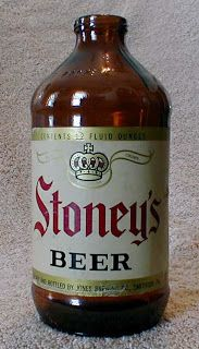 """stoney's beer - the 16oz """"throw aways"""" a classic"""