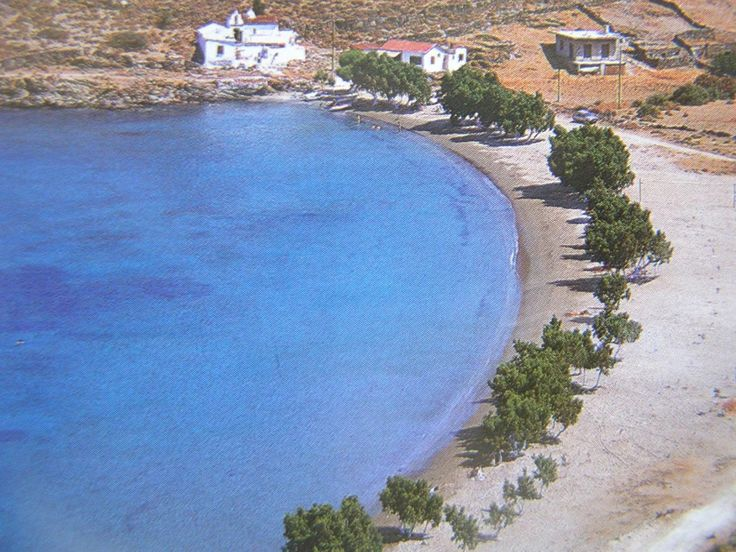 Episkopi beach, Kythnos island ❤