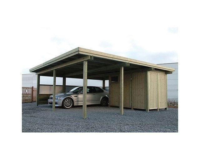Geen vergunning meer aanvragen voor veranda en garage - Vergunningen - Livios