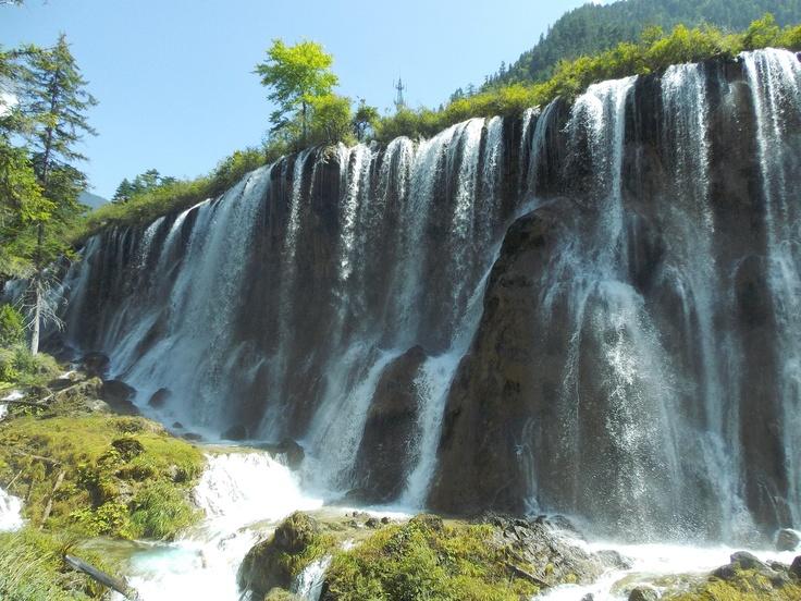 narodni park - vodopady
