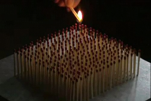 The Lazy Birthday Cake Maker | 24 Next Level Bonkers Science GIFs