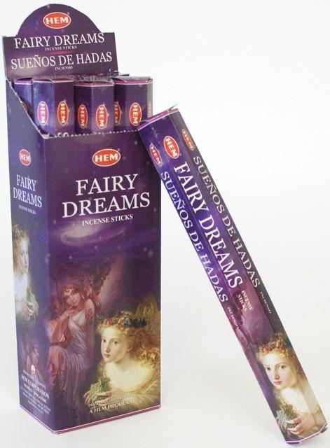 Fairy Dreams (Elvendromen) HEM wierook € 0,99