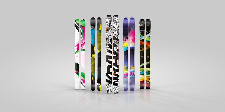 lusti freeski collection 2015 design