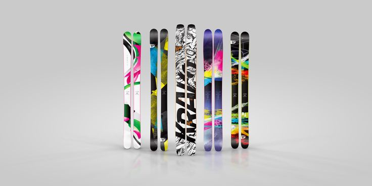 lusti freeski collection 2015 design