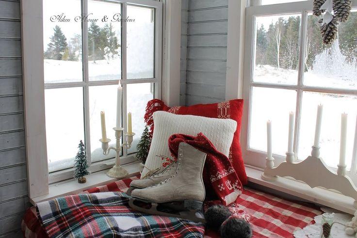 Рождественский декор дома