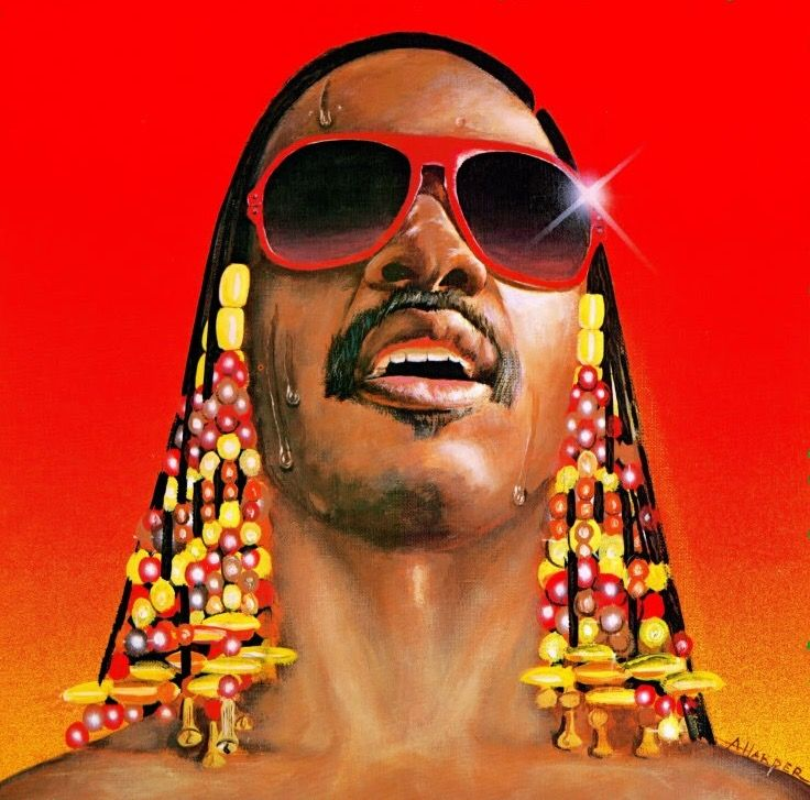 The best that ever did it...Stevie Wonder