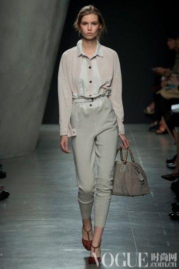 Bottega Veneta2015年春夏高级成衣时装秀发布图片483121