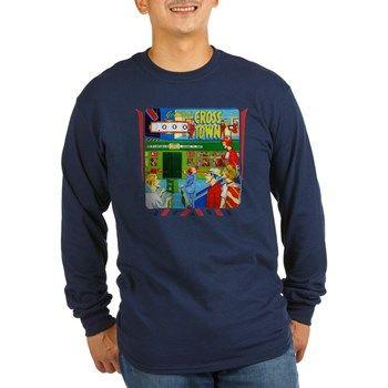 Gottlieb® Cross Town Pinball Machine Shirt
