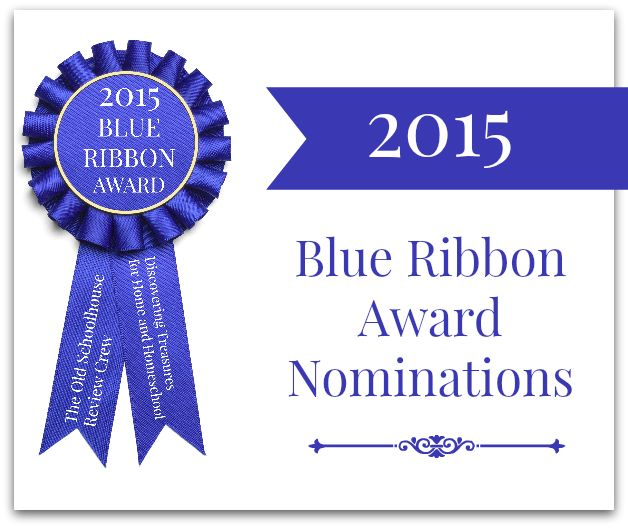 Congratulations to all of our 2015 Blue Ribbon Award winners, and thank you for giving us the privilege of serving you this year! We are looking forward to an amazing 2016! Favorite Reading Curricu...