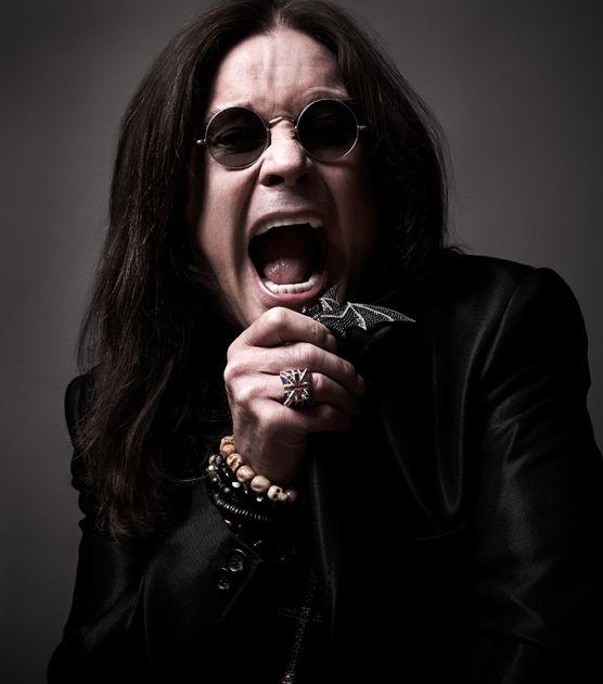 Ozzy Osbourne | Musicians | Andy Gotts MBE