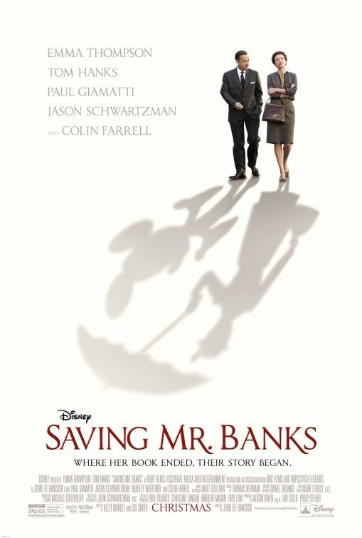 Saving Mr. Banks - Movie Review