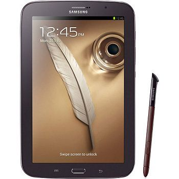"Samsung 8"" 16GB Galaxy Note Tablet w/ S Pen"