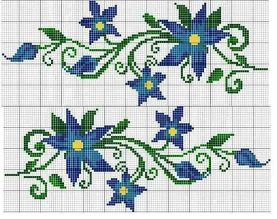 Flores [] #<br/> # #Hamza,<br/> # #Yuyu,<br/> # #Kitchen,<br/> # #Cross #Stitch,<br/> # #Flowers,<br/> # #Projects<br/>