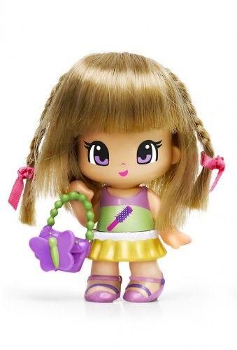 Pinypon Peinados serie 2: pelo marrón. #Pinypon #minidolls #toys #juguetes #dolls #fantasy #kids #ToyStore