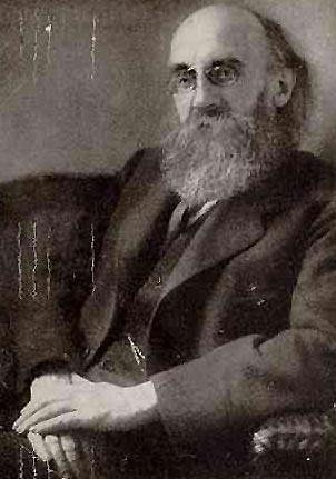 Kurt Eisner. Creador de una república socialista en Baviera en 1919.