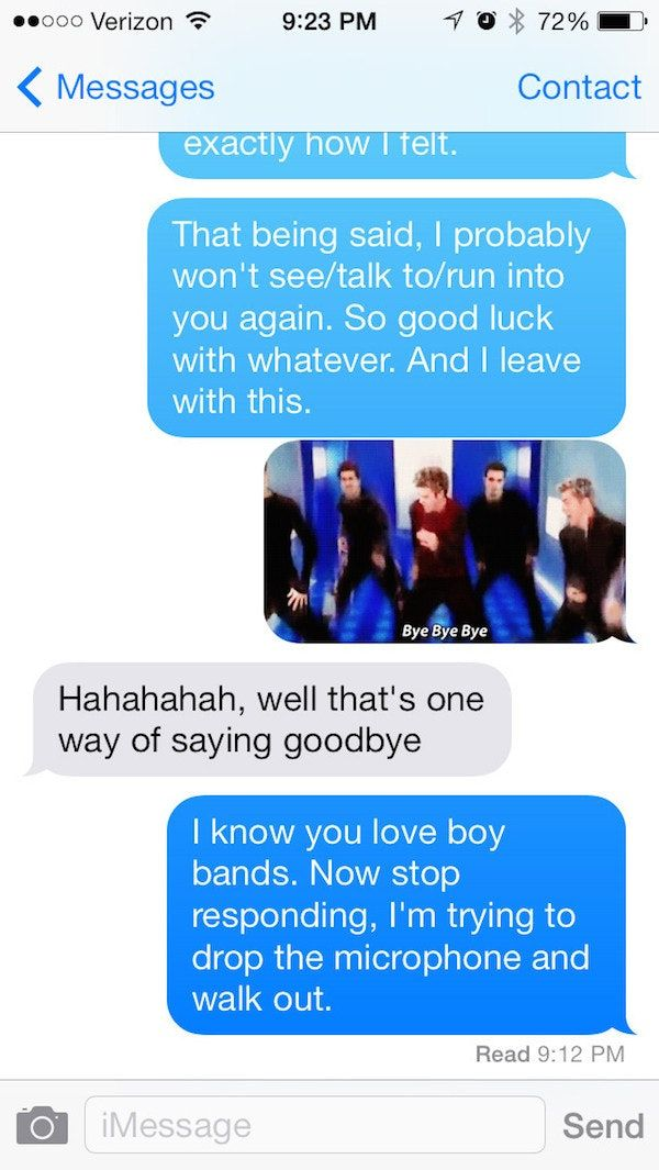 16 Break-Up Texts That Will Make You Thankful You're Single